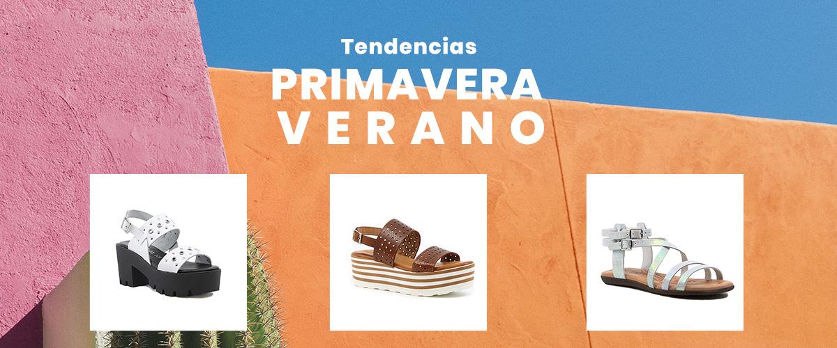 Tendencias este verano en sandalias